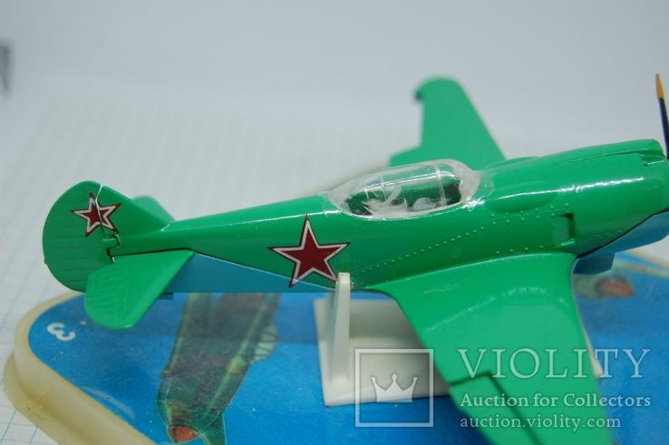 Самолет Ла-2. в коробочке, фото №11