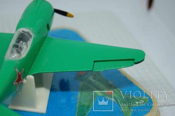 Самолет Ла-2. в коробочке, фото №12