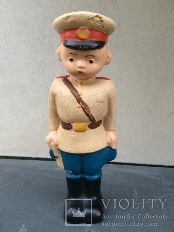 Милиционер ППС