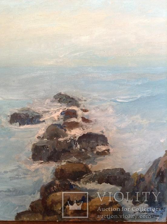 Алексей Поляков Море и камни 2003