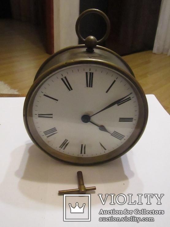 Настольные часы 19 век.
