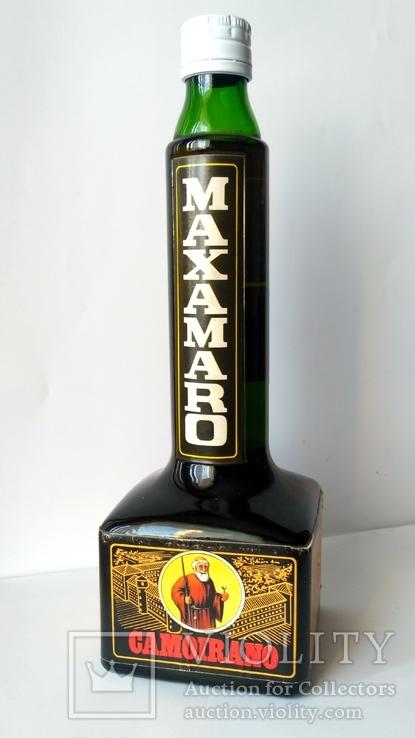 Ликер Maxamaro Camoirano 750CC. Gradi 47 90-s