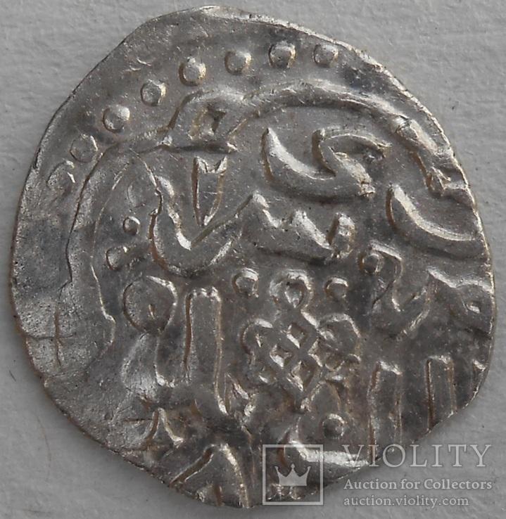 Данг Токтамыша,  чекан Сарай ал-Джадид, 782 г.х.
