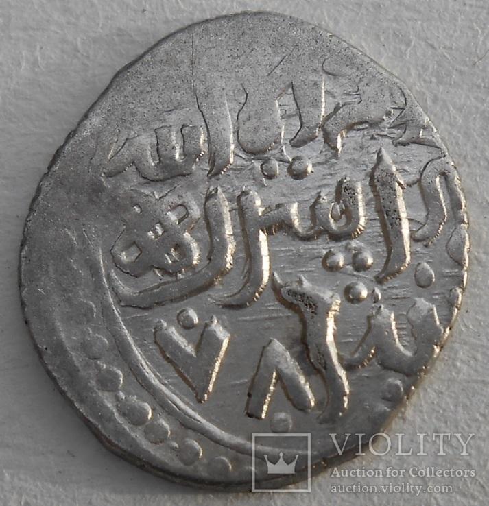 Данг Токтамыша, символ веры, 784 г.х.