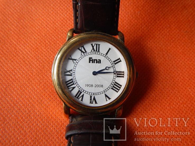 Наградные часы к 100-летию Международной Ассоциации плавания