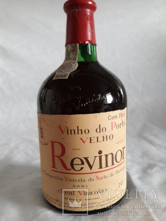 N3 Porto Revinor 20gr o.750lt