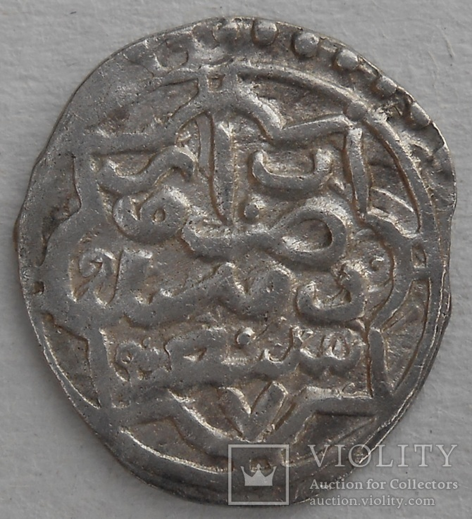 Данг  Абдаллаха, чекан Орду тип 770 г.х.