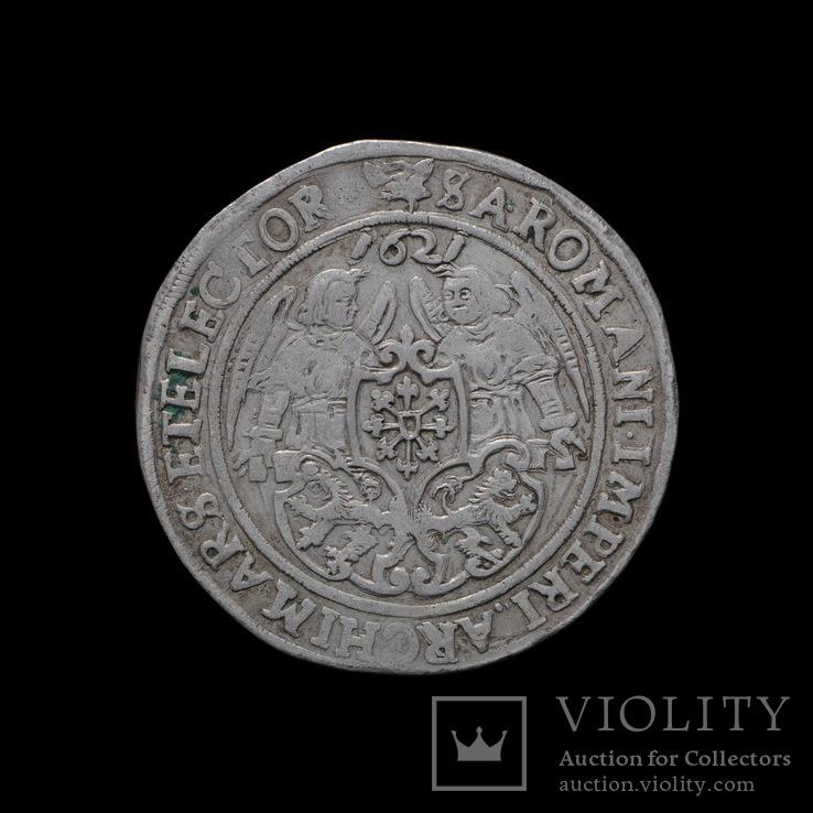 Талер 1621 р. Саксонія.