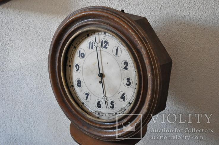 Часы настенные,механизм LENZKIRCH диаметр 47 см.