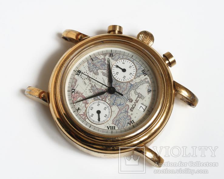 Полет Хронограф Лимитированная Серия Калибр 3133