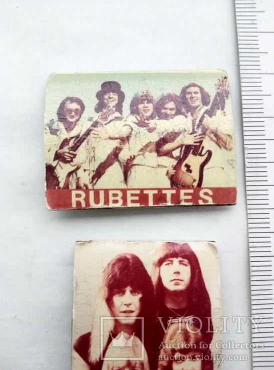 "Рок группы ""Rubettes"" и  ""Sweet"", фото №4"