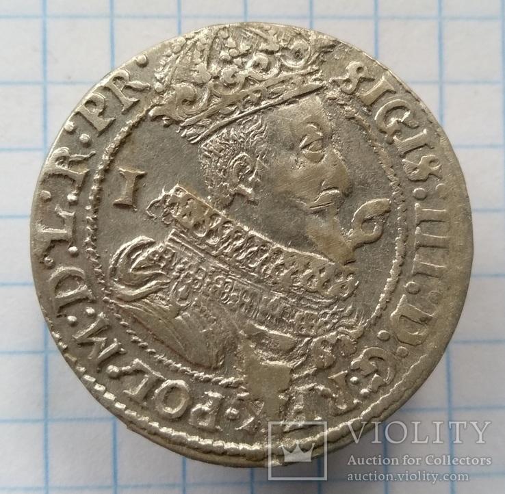 Орт 1626 года