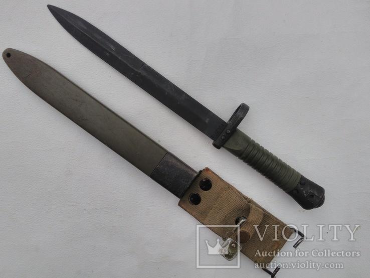 Штык Нож к автоматической винтовке CETME L Испания