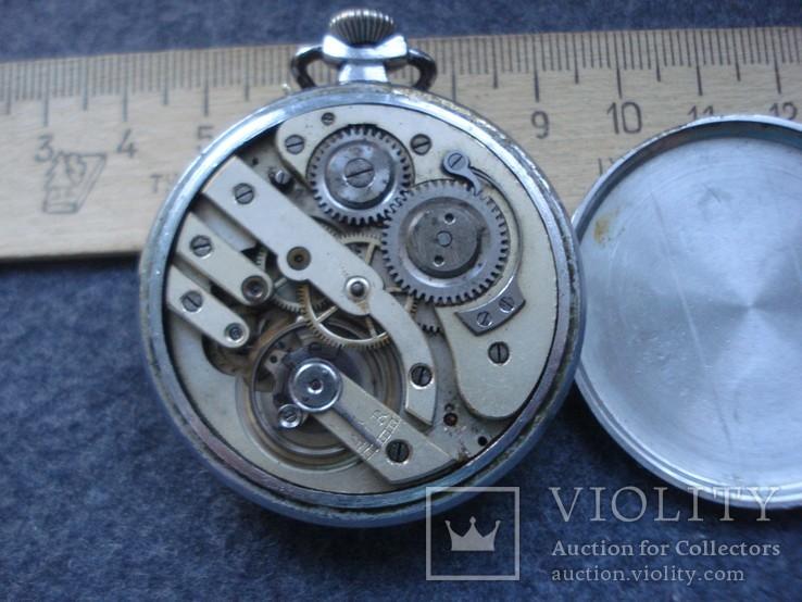Старинн.карманные часы (тикают)