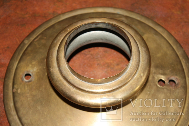 Крышка на самовар Зубов., фото №3