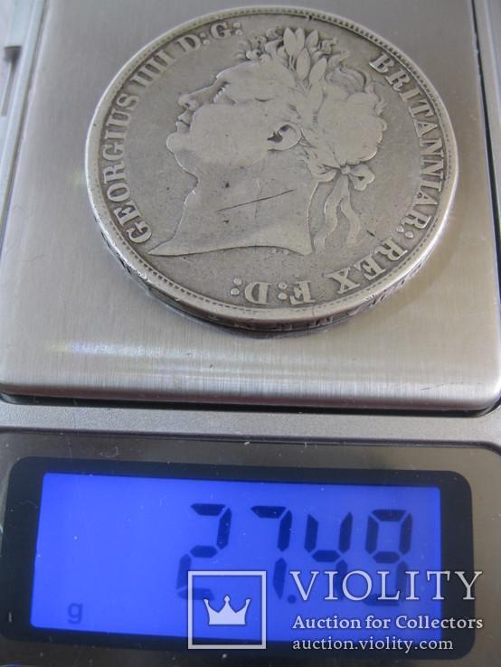 1 Крона 1821 Великобритания, фото №13
