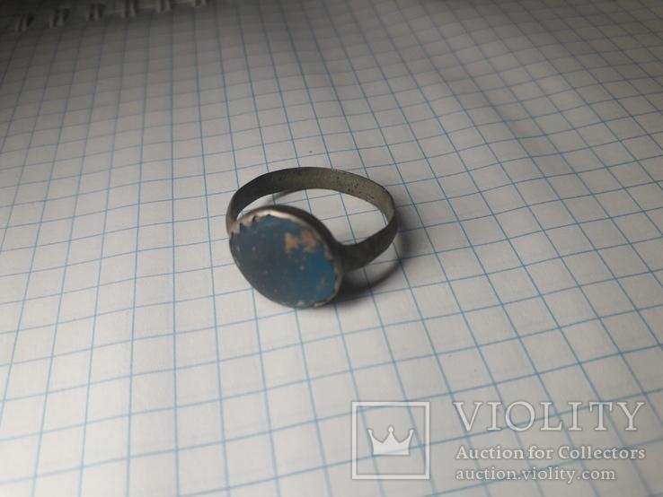 Серебряный перстень, фото №4