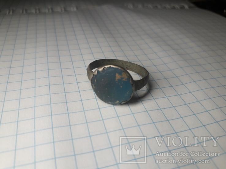 Серебряный перстень, фото №5