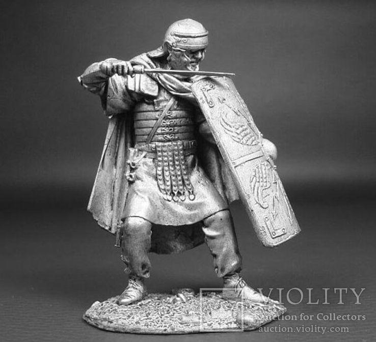 Рим. Легионер, II легион Августа , 1 век н.э., фото №2