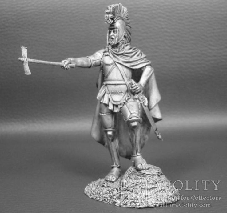 Царь Этрусков, Ларс Порсенна, .500 год до н.э.