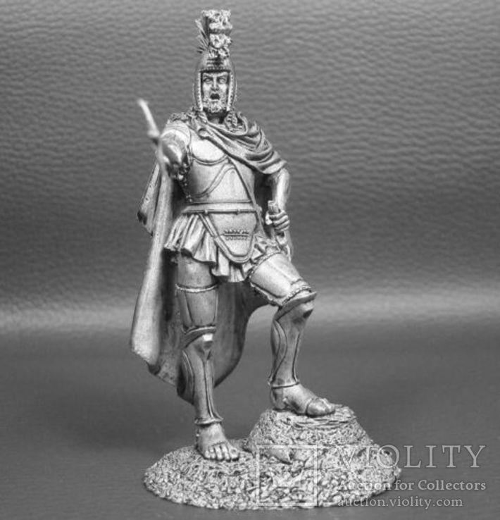 Царь Этрусков, Ларс Порсенна, .500 год до н.э., фото №3