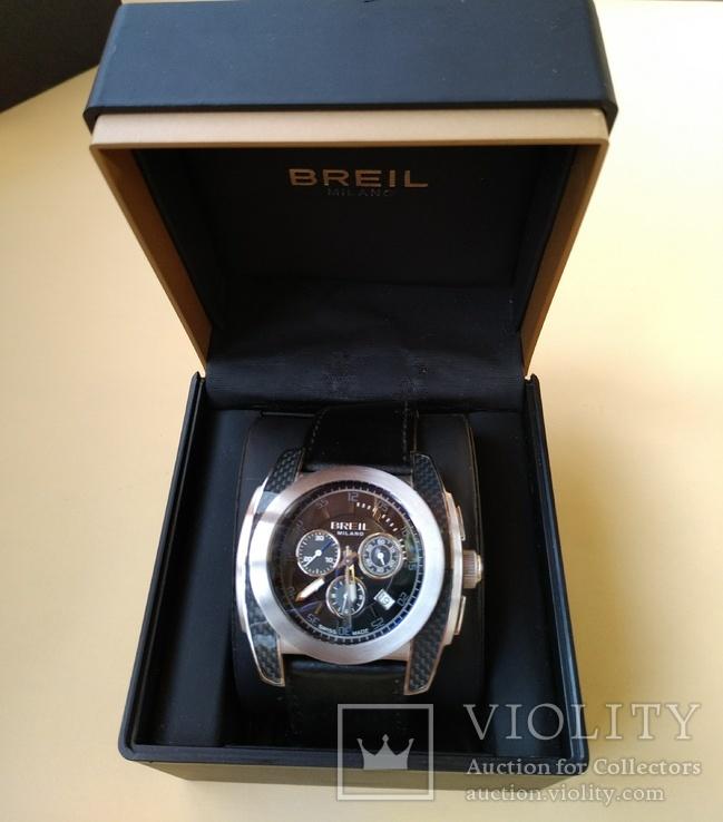 Swiss made hronograph BREIL MILANO BV0381- б