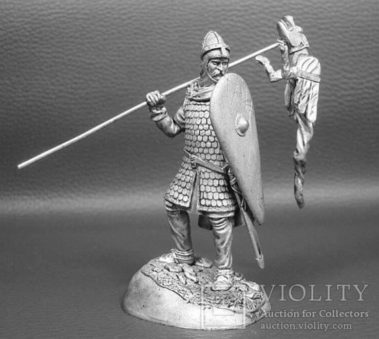 Нормандский рыцарь, 1066г.
