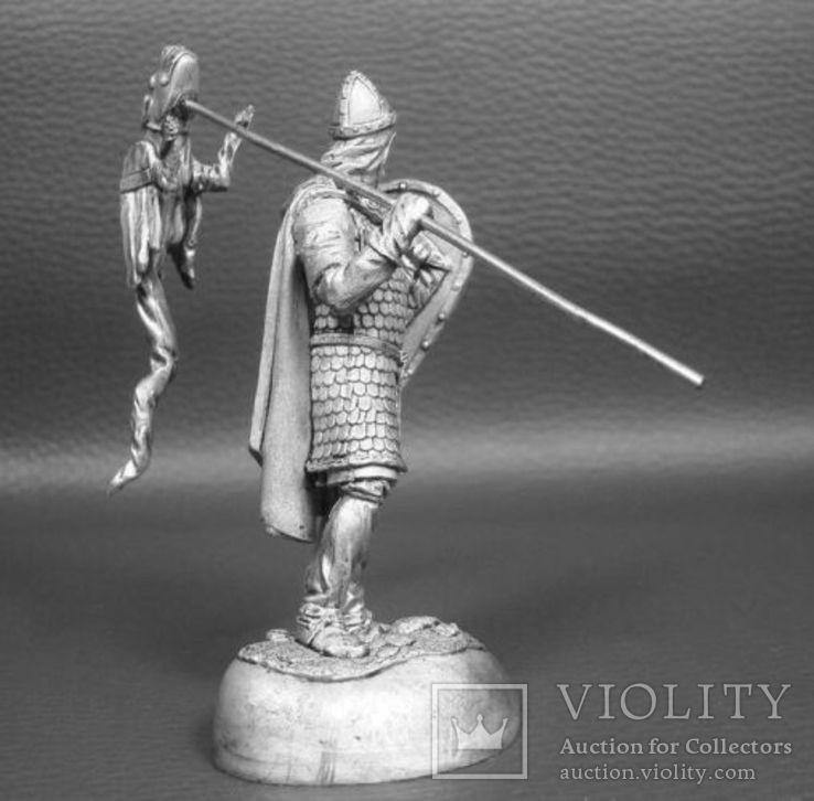 Нормандский рыцарь, 1066г., фото №3