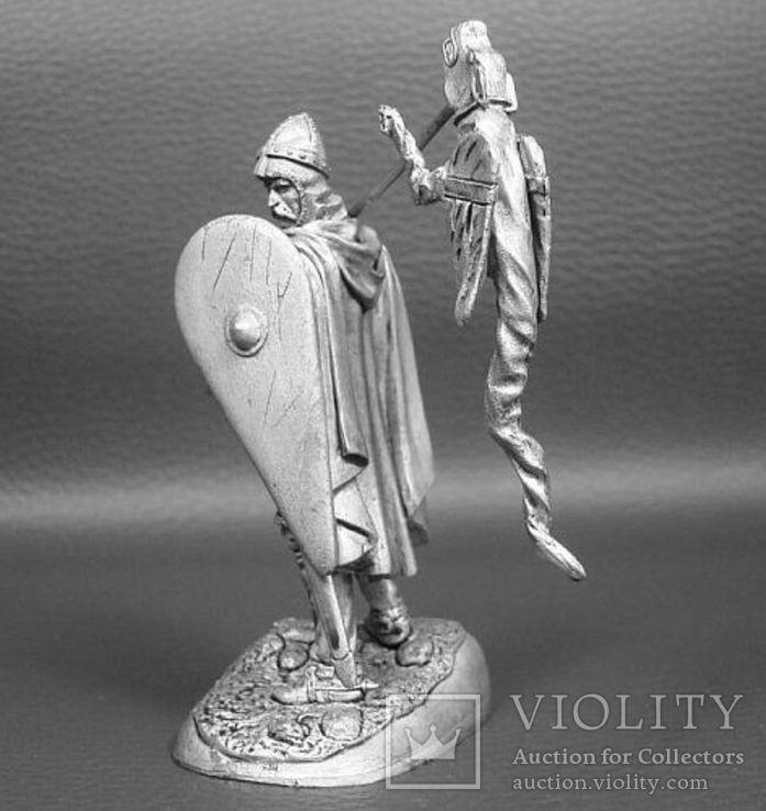 Нормандский рыцарь, 1066г., фото №4