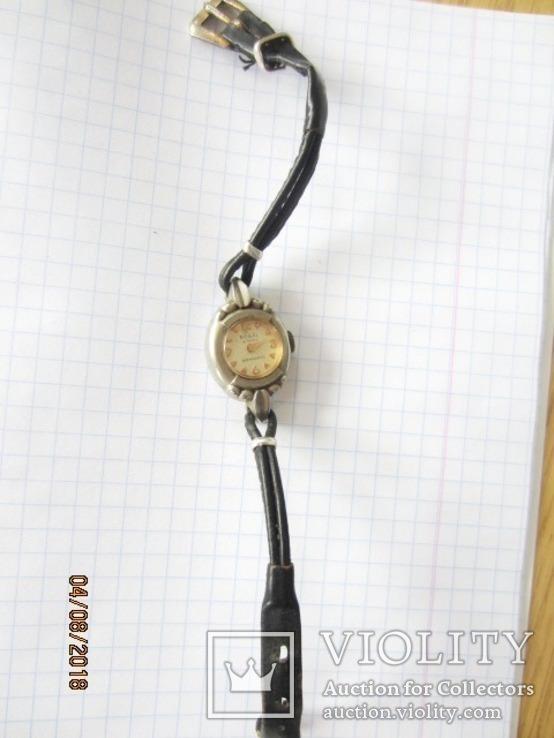Винтажный часы Rosal 15 jewels Швейцария