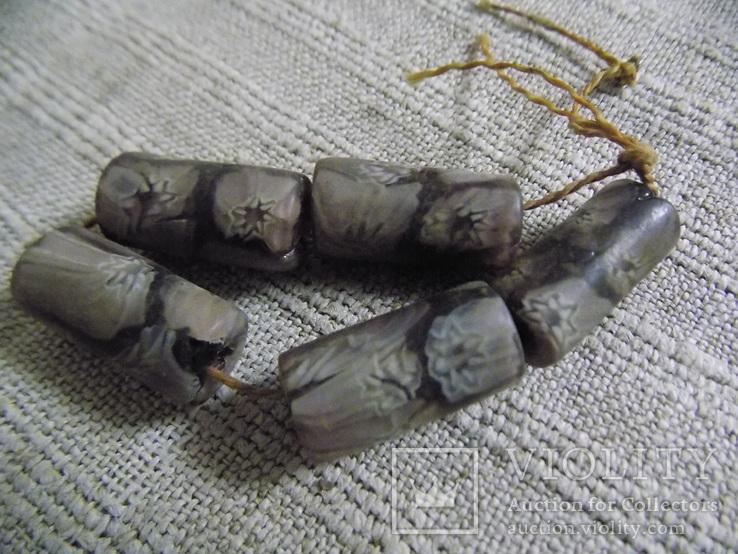 П'ять намистин мільфіорі, фото №5