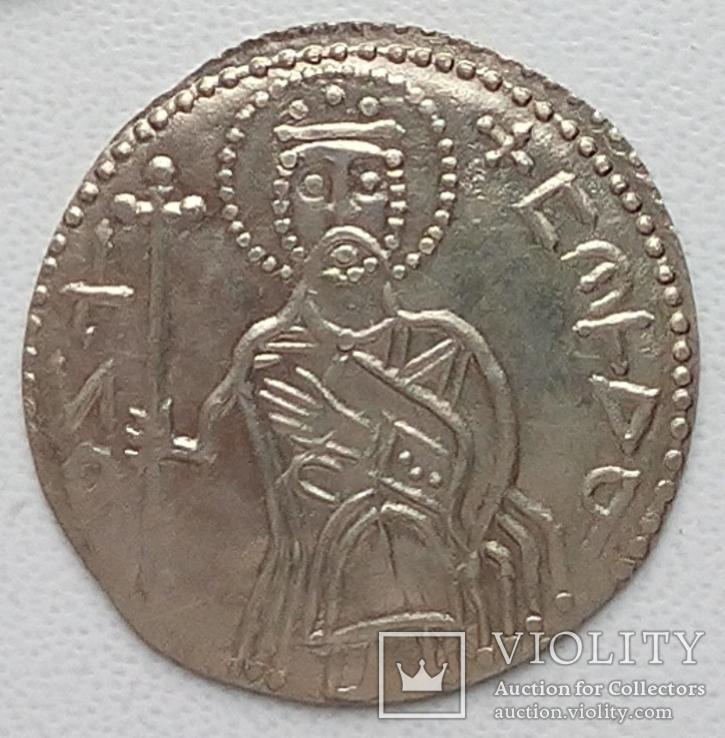 Серебряник Святополка (Петор) никель копия, фото №2