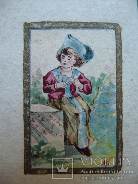 Парные миниатюры . Н.Клименко ., фото №4