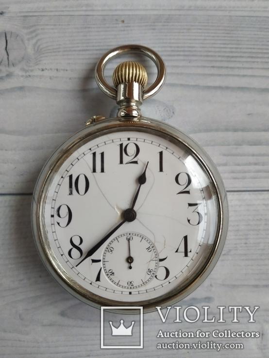 Рабочие часы Павел Буре