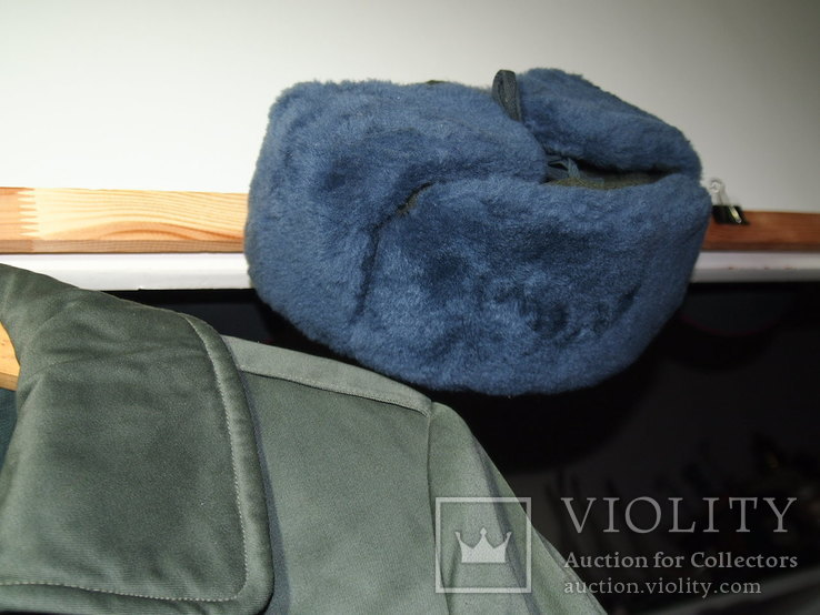 Бушлат + шапка зимняя.  Армия Украины., фото №5