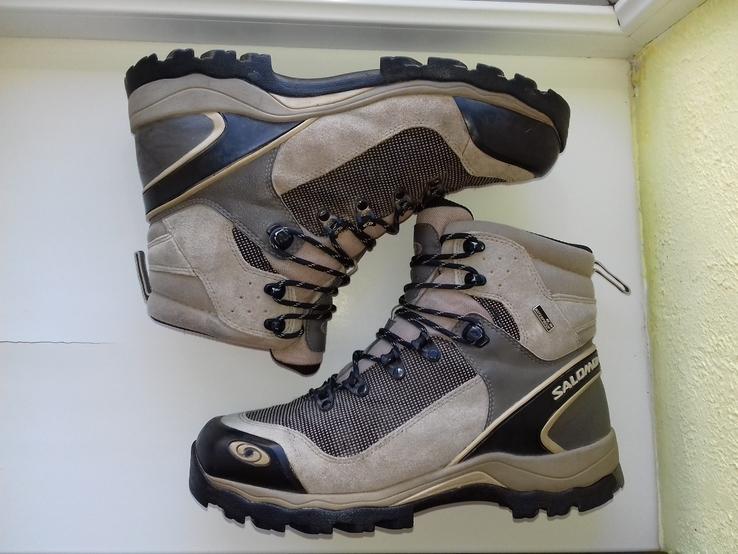 Ботинки SALOMON из Натуральной Кожи (Розмір-42\27)