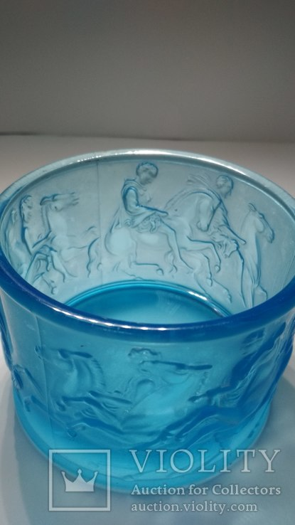 Стеклянная ваза,сюжет, Европа, фото №5