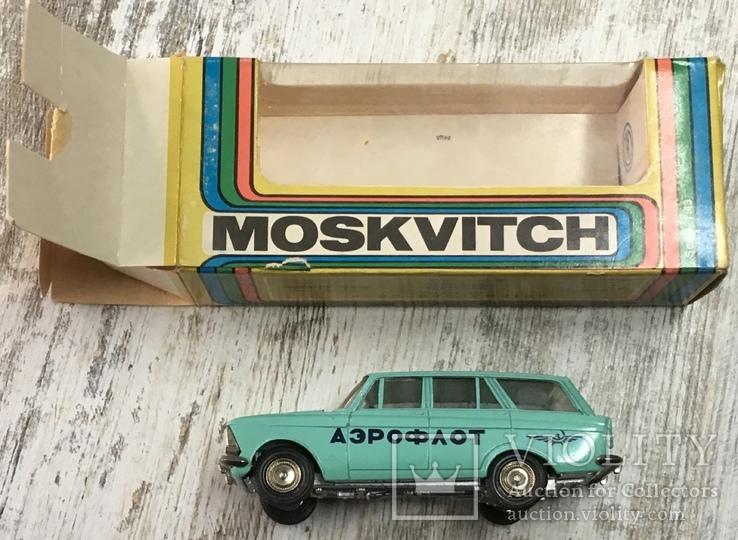 Москвич 427, Аэрофлот. В упаковке.