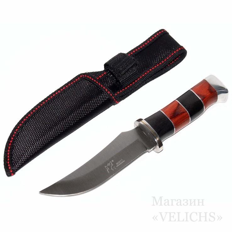 Нож для охоты и туризма Волк В0011