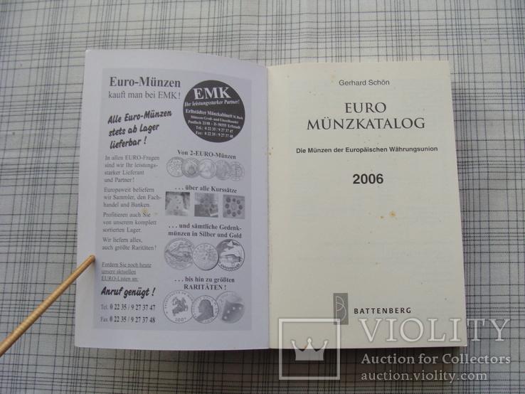 Evro Munzkatalog. Каталог монет евро., фото №4