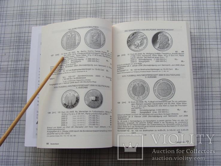 Evro Munzkatalog. Каталог монет евро., фото №6