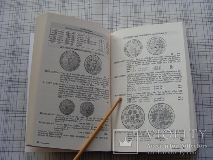 Evro Munzkatalog. Каталог монет евро., фото №7