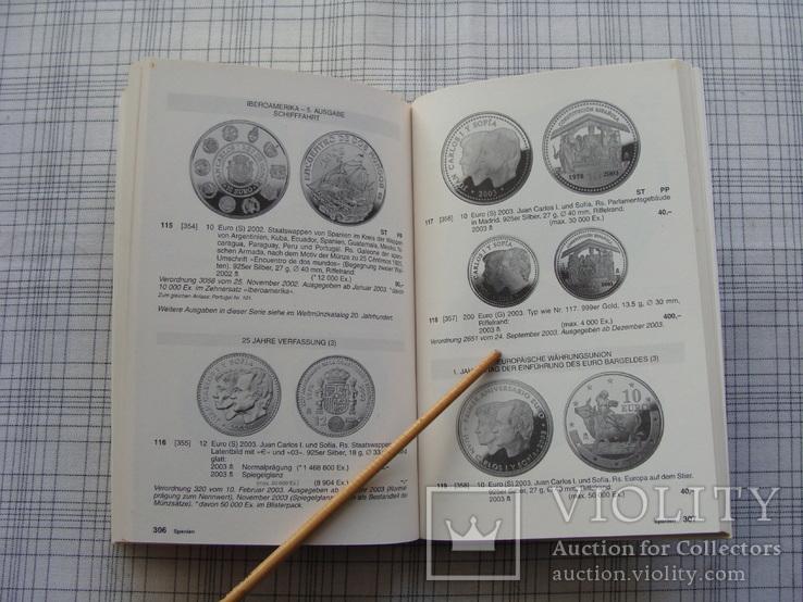 Evro Munzkatalog. Каталог монет евро., фото №10