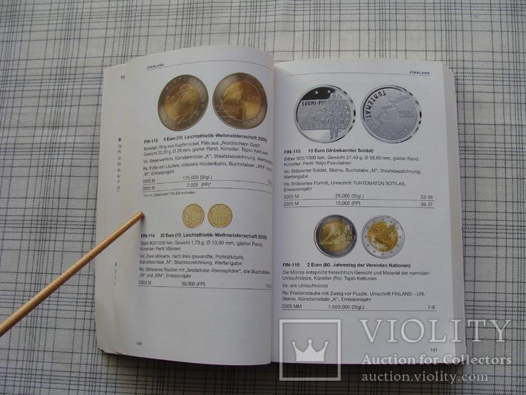 Die Evro-Münzen. Монеты евро., фото №8