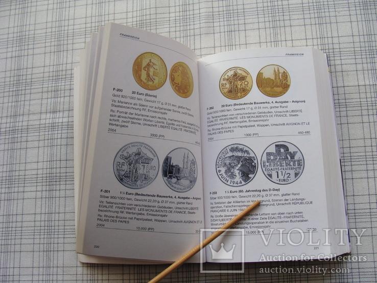 Die Evro-Münzen. Монеты евро., фото №10