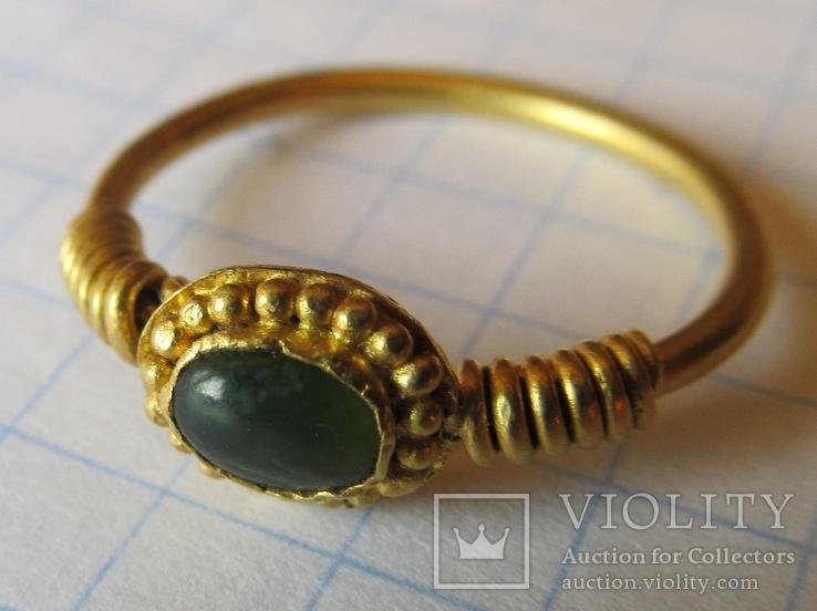 Золотий перстень. Рим.