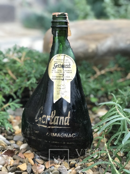 Armagnac Gerald 1970s
