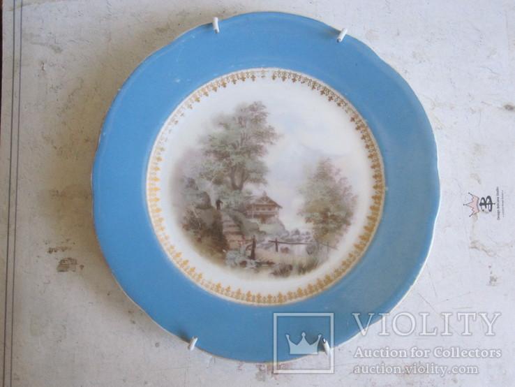 2 тарелки М. С. Казнецов ( одним лотом ), фото №3
