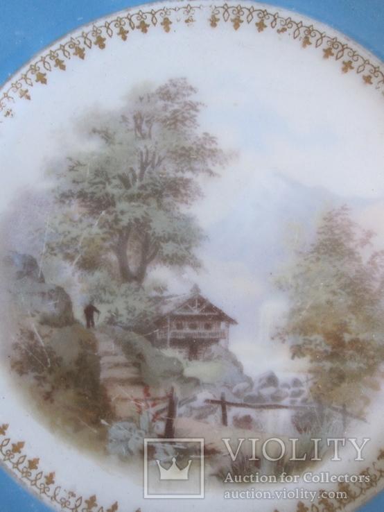 2 тарелки М. С. Казнецов ( одним лотом ), фото №4