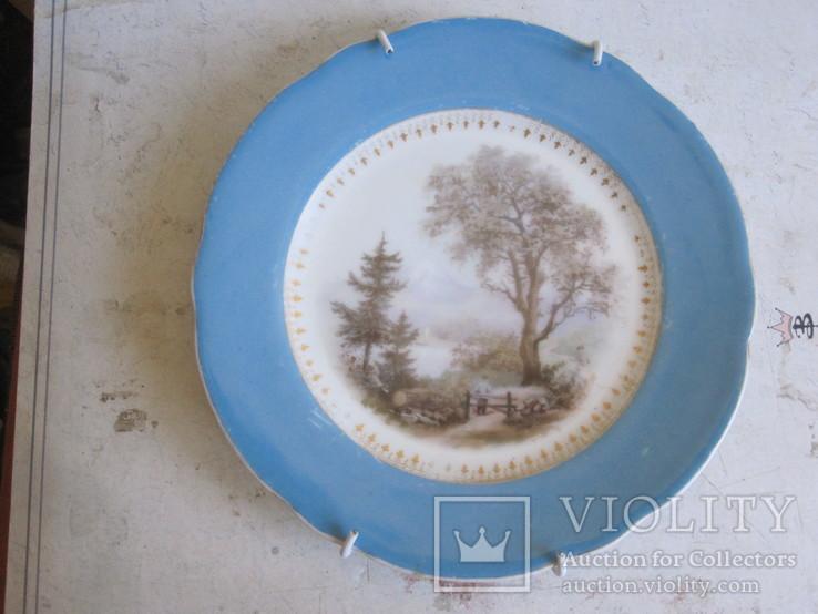2 тарелки М. С. Казнецов ( одним лотом ), фото №7